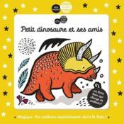 Mon imagier du bain ; petit dinosaure et ses amis - Couverture - Format classique