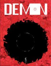 Demon ; INTEGRALE T.1 A T.4 - Couverture - Format classique