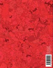 Demon ; INTEGRALE T.1 A T.4 - 4ème de couverture - Format classique