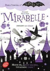 Mirabelle enfreint les règles - Couverture - Format classique