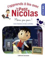 J'apprends à lire avec Le Petit Nicolas T.6 - Couverture - Format classique