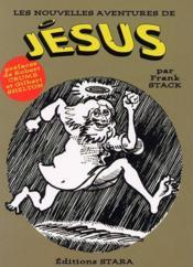 Les nouvelles aventures de Jésus - Couverture - Format classique