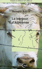 Le Bonjour d'Alphonse - Couverture - Format classique
