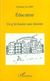 Éducateur, un p'tit boulot sans histoire - Intérieur - Format classique