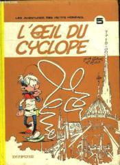 L'Oeil Du Cyclope - Couverture - Format classique