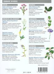 PETIT GUIDE T.11 ; se soigner par les plantes ; beauté, santé, bien-être - 4ème de couverture - Format classique