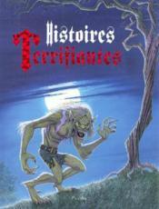 Histoires terrifiantes - Couverture - Format classique