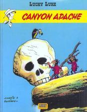Lucky Luke T.37 ; canyon apache - Intérieur - Format classique
