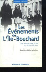Les evenementds de l'ile bouchard nelle ed. - Couverture - Format classique