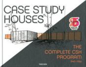 Case study houses - Couverture - Format classique
