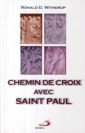 Chemin de croix avec Saint Paul - Couverture - Format classique