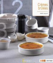 Cremes brulees - Couverture - Format classique