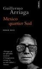 Mexico, quartier sud - Couverture - Format classique