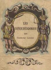 Les conquistadores - Couverture - Format classique