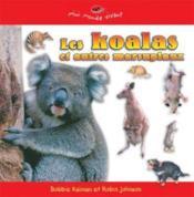 Les koalas et autres marsupiaux - Couverture - Format classique