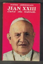 Jean XXIII curé du monde - Couverture - Format classique