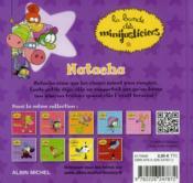 La Bande Des Minijusticiers T.8 ; Natacha - 4ème de couverture - Format classique