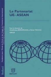 Le partenariat UE-ASEAN - Couverture - Format classique