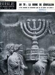 Bible Et Terre Sainte, N° 118, Fev. 1970 - Couverture - Format classique