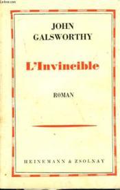 L'Invincible - Couverture - Format classique