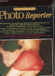Photo-Reporter N°15 - Couverture - Format classique