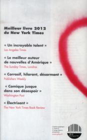 Guide du loser amoureux - 4ème de couverture - Format classique