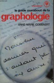 Le Guide Marabout De La Graphologie - Couverture - Format classique