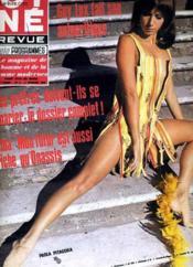 Cine Revue - Tele-Programmes - 50e Annee - N° 6 - Denrier Domicile Connu - Couverture - Format classique
