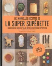 Les nouvelles recettes de la super supérette - Couverture - Format classique