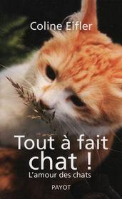 Tout à fait chat ! l'amour des chats - Intérieur - Format classique