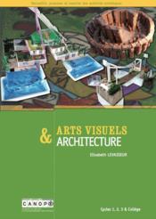 Arts visuels & architecture - Couverture - Format classique