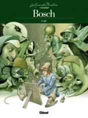 LES GRANDS PEINTRES ; Bosch ; le jugement dernier - Couverture - Format classique