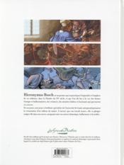 LES GRANDS PEINTRES ; Bosch ; le jugement dernier - 4ème de couverture - Format classique