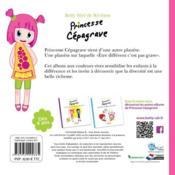 Princesse Cépagrave - 4ème de couverture - Format classique