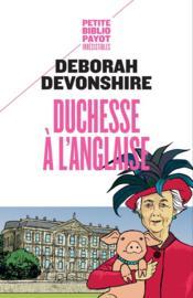 Duchesse à l'anglaise - Couverture - Format classique