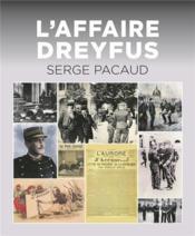 L'affaire Dreyfus - Couverture - Format classique