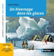 Un hivernage dans les glaces - Couverture - Format classique