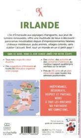 Guide du Routard ; Irlande (édition 2020) - 4ème de couverture - Format classique