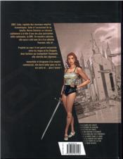 Moréa T.9 ; noir devoir - 4ème de couverture - Format classique