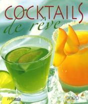 Cocktails de reve - Couverture - Format classique