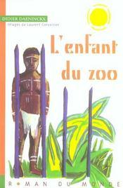 L'Enfant Du Zoo - Intérieur - Format classique