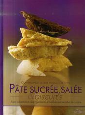 Pâte sucrée-salée et biscuits - Intérieur - Format classique