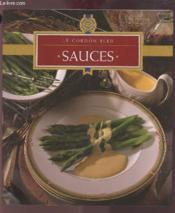 Sauces - Couverture - Format classique
