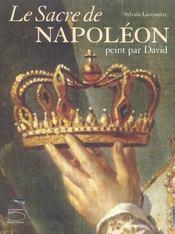 Le sacre de Napoléon peint par David - Intérieur - Format classique