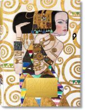 Gustav Klimt ; tout l'oeuvre peint - Couverture - Format classique