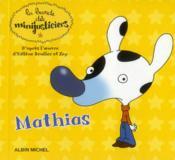La bande des Minijusticiers T.9 ; Mathias - Couverture - Format classique