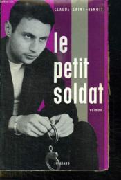 Le Petit Soldat. - Couverture - Format classique
