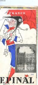 Epinal La Cite Des Images - Couverture - Format classique