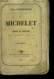 Michelet - Couverture - Format classique