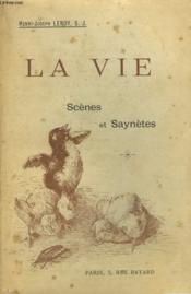 La Vie. Scenes Et Scenettes - Couverture - Format classique